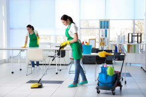 Cleaning - Barahin